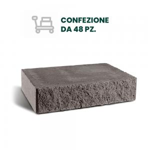 Rockwood copertina per blocco modulare in calcestruzzo grigio